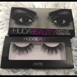 HUDA BEAUTY Makeup - Huda beauty mink lashes Jade